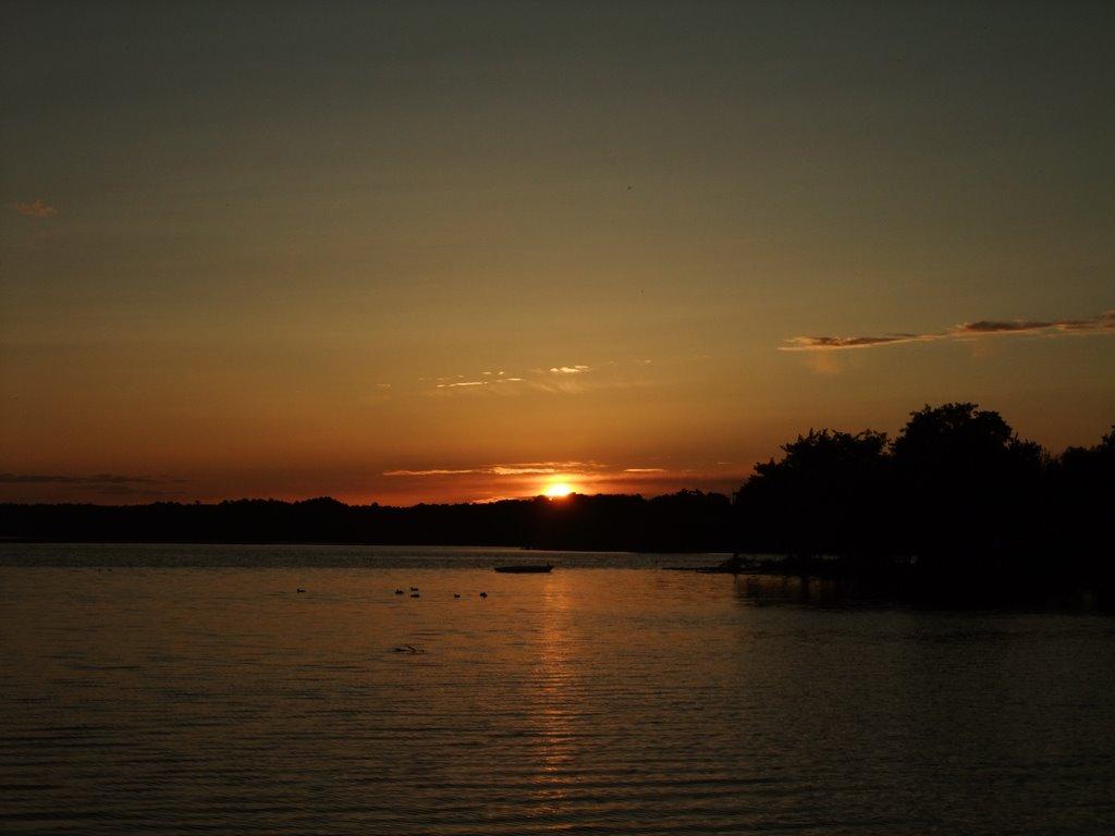 Azur-sunset-south-west-france