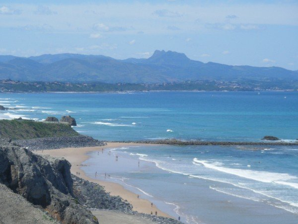 """Basque country """"sea side"""""""