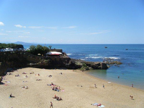 Biarritz...