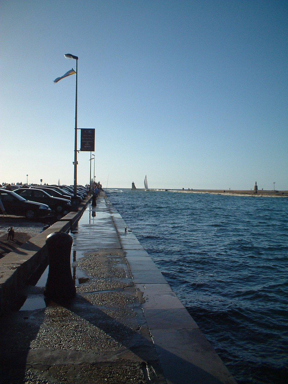 Capbreton port