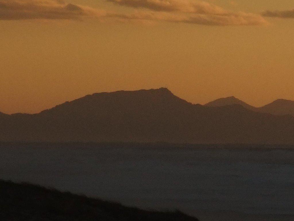 """""""la Rhune"""" famous basque mountain"""
