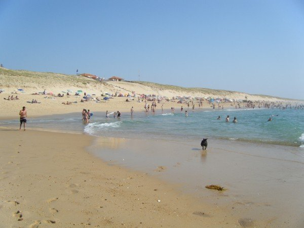 Messanges with Restaurant on the Dune