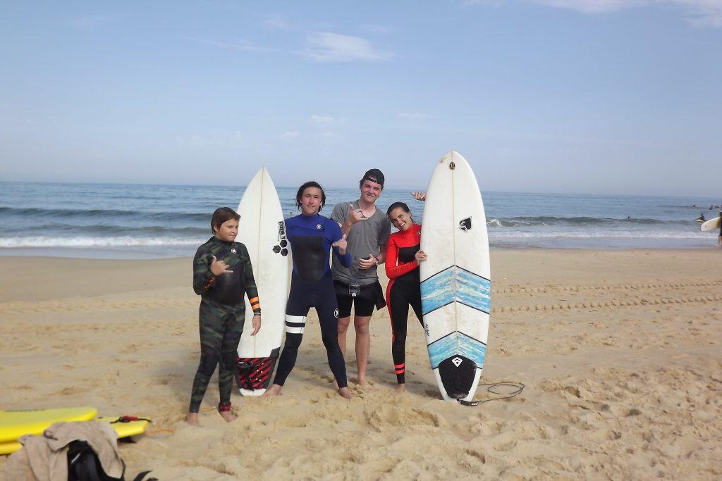 Surf Holidays Hossegor Moliets 2018