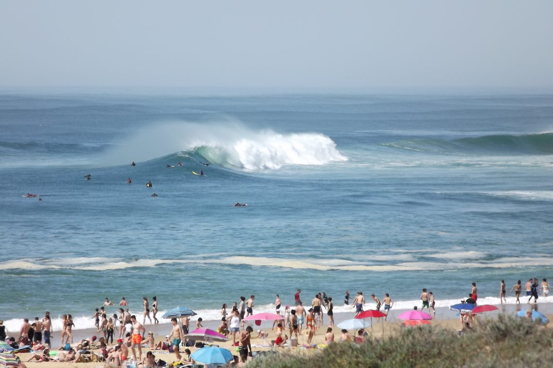 Surfing South West France This Summer